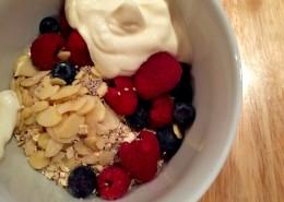 healthy-breakfast-oats-fruit-nuts-chia-seeds-yoghurt