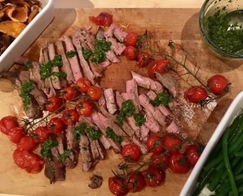 healthy-recipe-steak-chimichurri-sauce