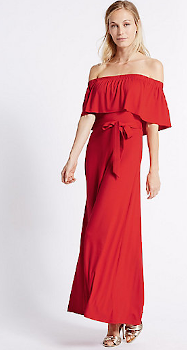 m&s-red-dress